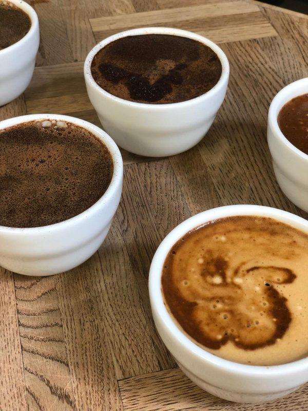 Koffie workshop op locatie