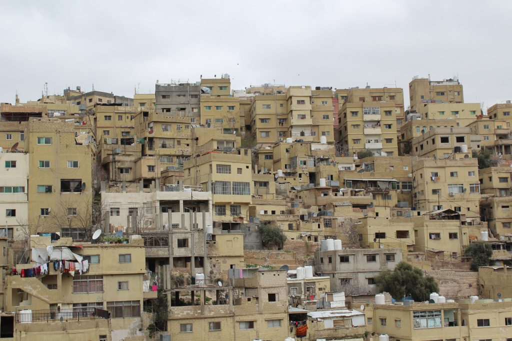 Koffie in Amman